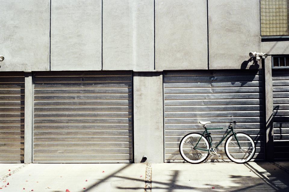 Serrande avvolgibili per garage